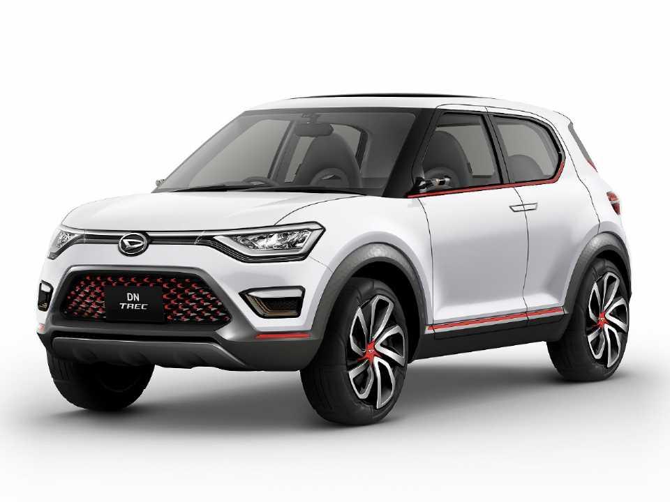 Daihatsu DN Trec: revelado em 2017, conceito pode antecipar o futuro SUV compacto nacional da Toyota