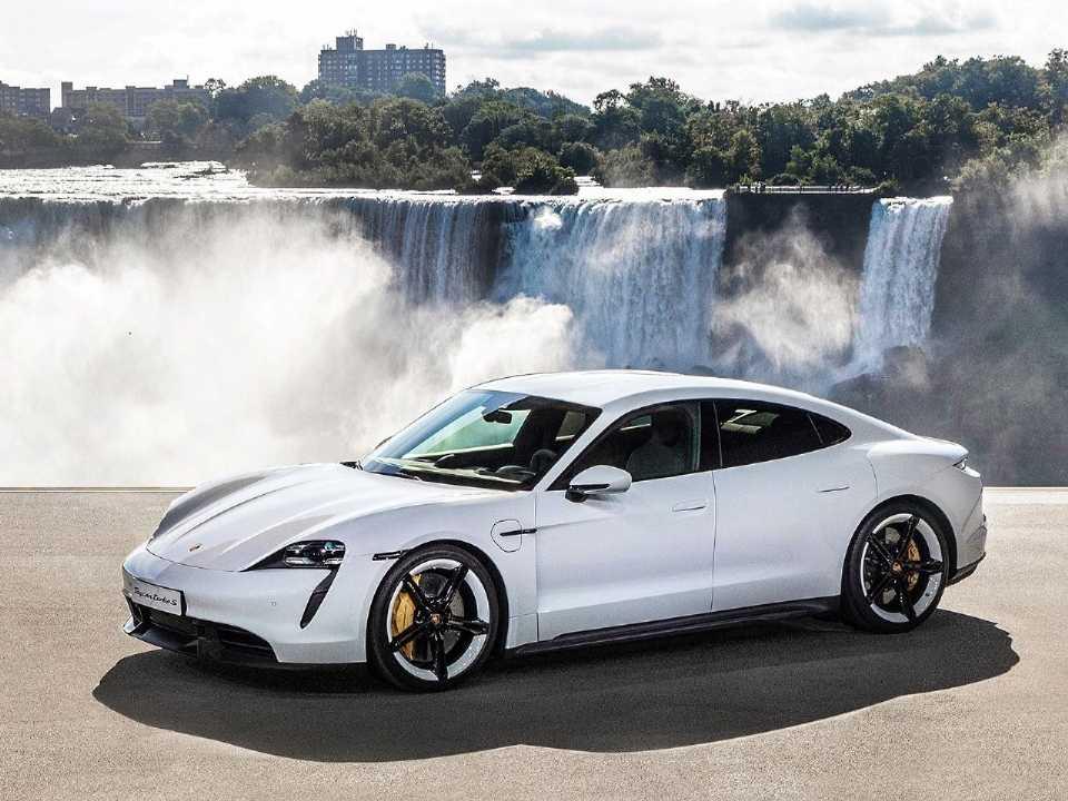 PorscheTaycan 2020 - outros