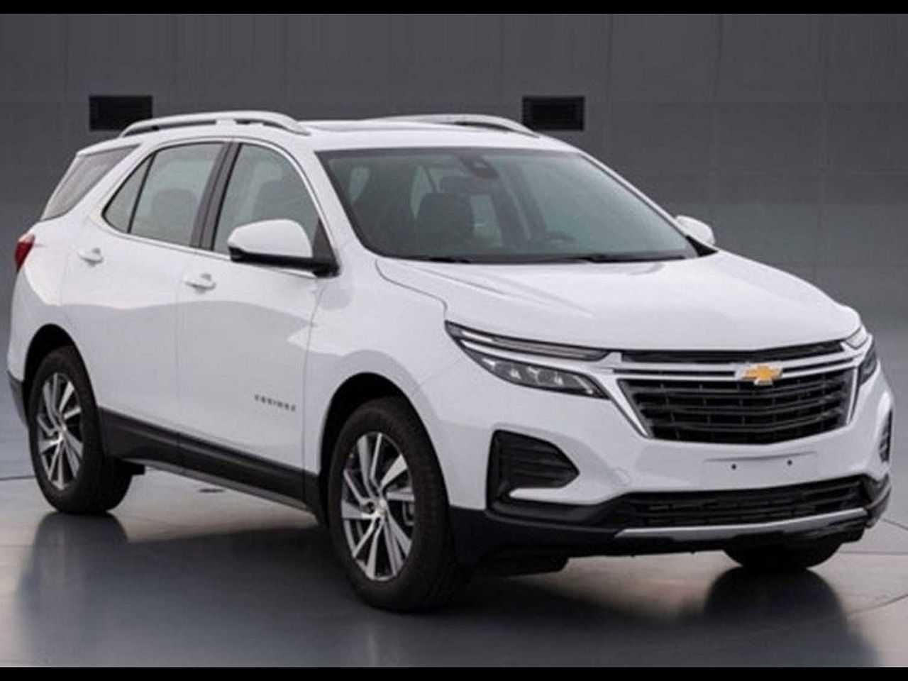 Facelift para o Chevrolet Equinox deverá ser apresentado ainda neste semestre