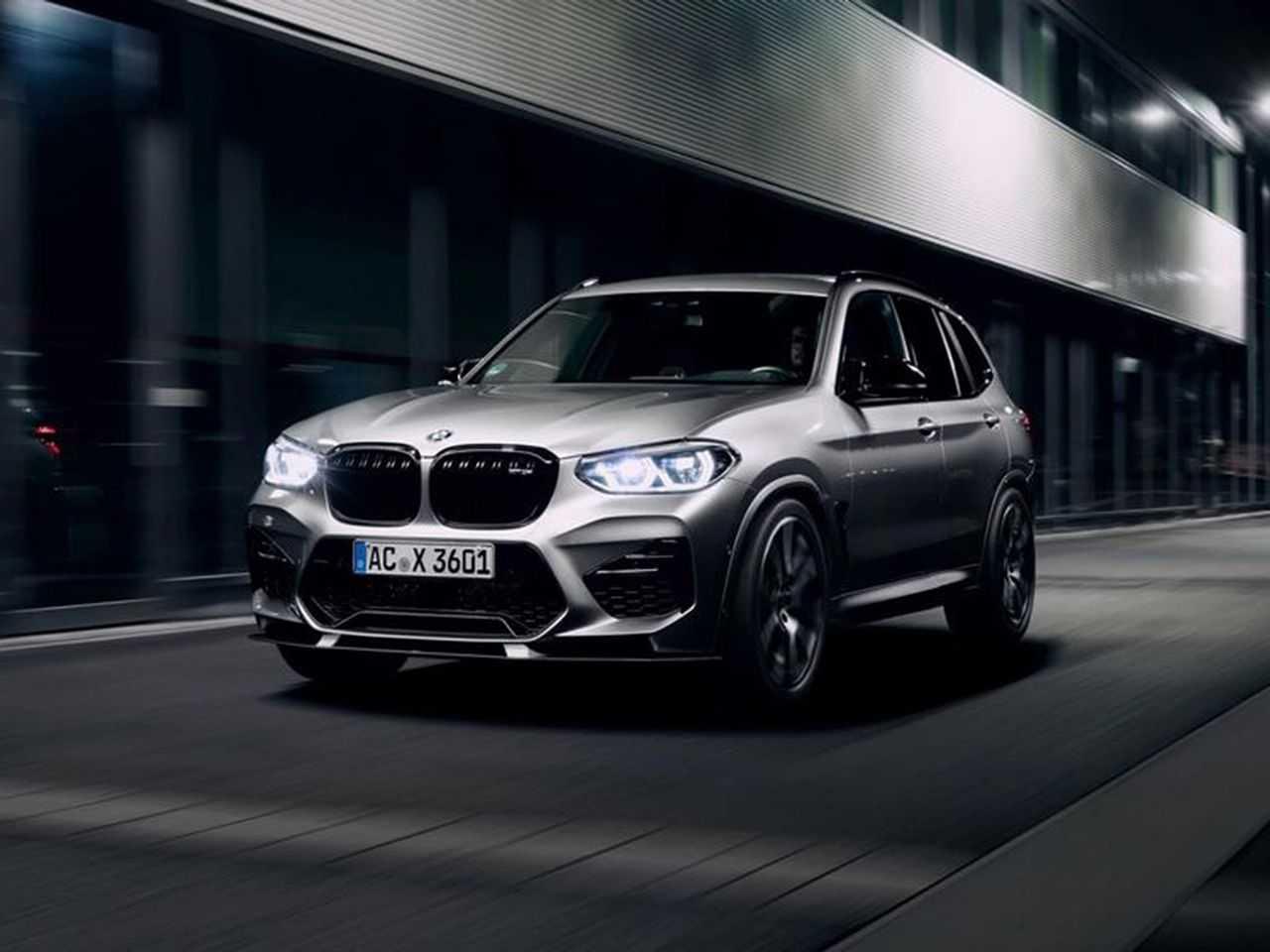 BMW X3 M preparado pela AC Schnitzer