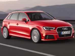 Novo Audi A3 2021 deve ser apresentado em março