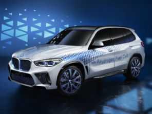 BMW diz que carros a hidrogênio serão tão baratos quanto os convencionais