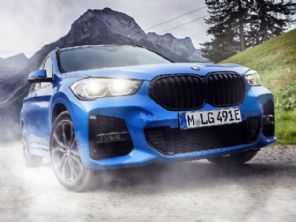 BMW apresenta versões híbridas para X1 e X2