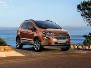 Ford EcoSport: desenvolvida na Índia, nova geração pode ter visual italiano