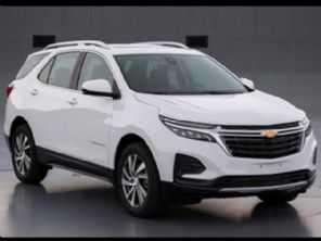 Vazam as primeiras imagens do novo Chevrolet Equinox 2021