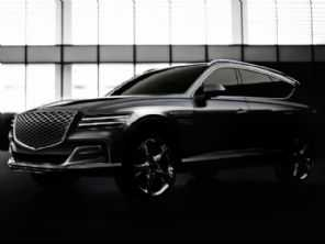 Genesis, marca de luxo da Hyundai, detalha seu primeiro SUV