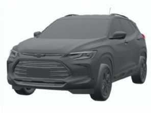 Novo Chevrolet Tracker brasileiro terá o mesmo visual do chinês