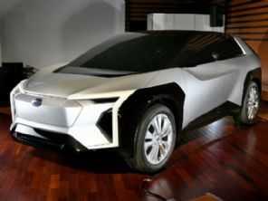 Subaru quer ter apenas carros eletrificados nos próximos anos
