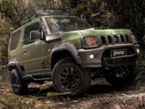 Suzuki Jimny Forest estreia por R$ 94.990