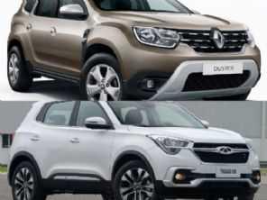 Hora de trocar um Renault Duster: esperar a atualização do modelo ou comprar um Tiggo 5x?