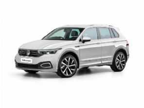 Na Europa, facelift para o VW Tiguan deve estrear ainda neste ano