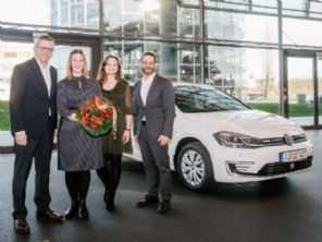 VW já fabricou mais de 250 mil veículos eletrificados