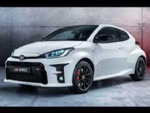 Toyota mostra Yaris com 260 cv e tração integral