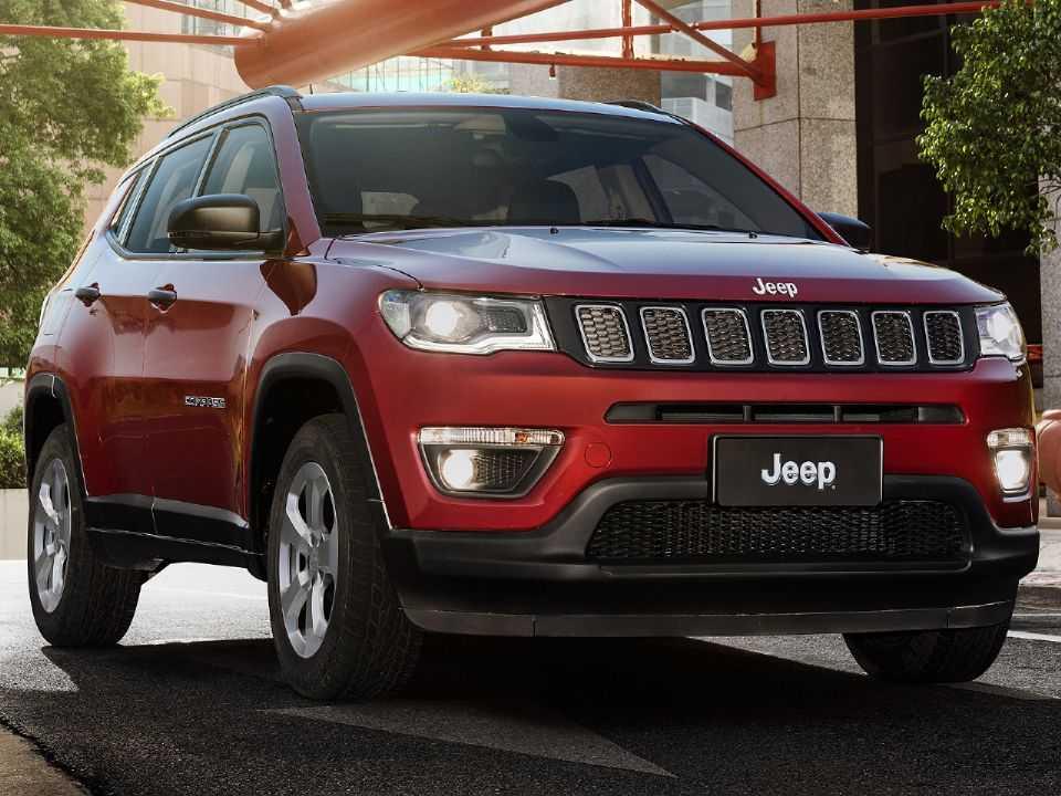 Em 2019, maior parte dos Jeep Compass vendidos foram no regime de venda direta