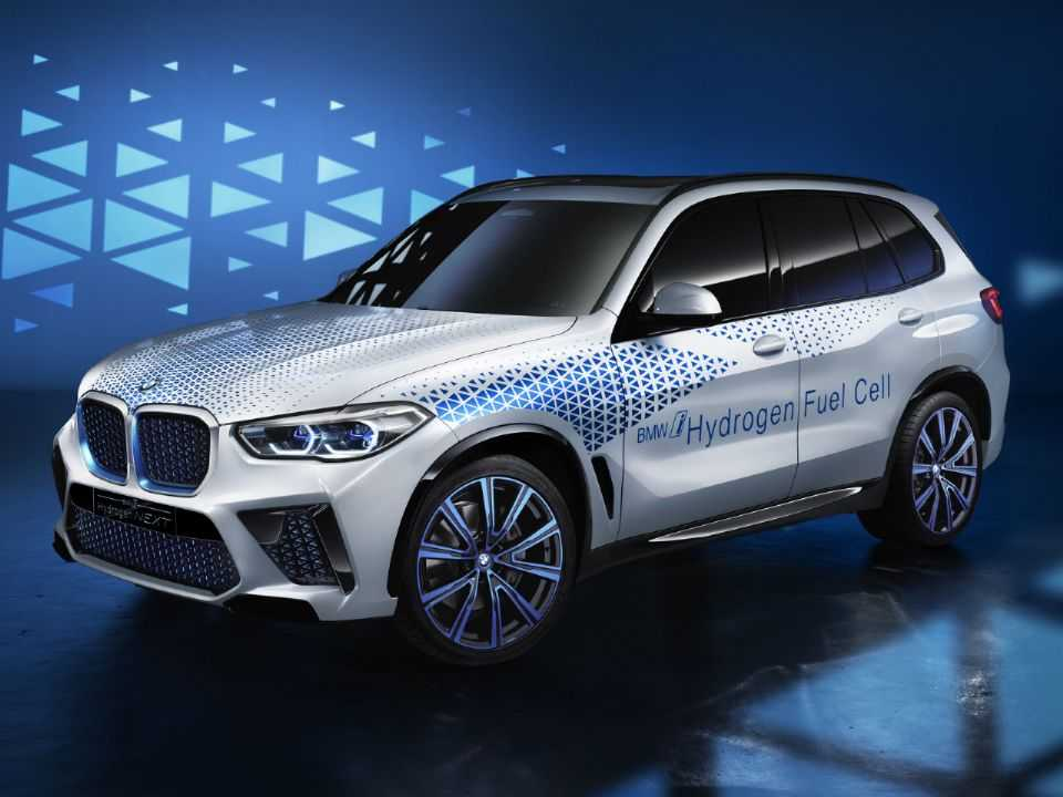 BMW i Hydrogen Fuel Cell