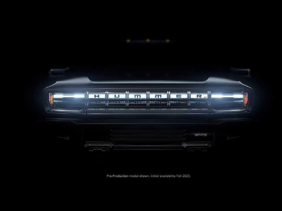 Marca Hummer voltará como uma picape elétrica no mercado norte-americano em 2021