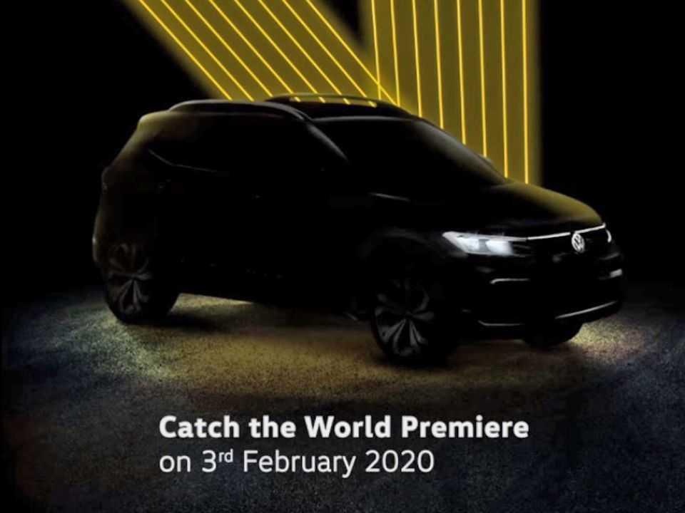 Novo SUV da entrada da Volkswagen será revelado em fevereiro e deve ficar abaixo do Nivus