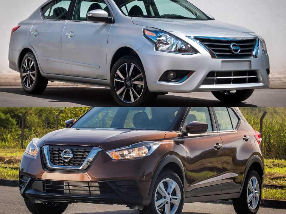 Nissan Versa e Nissan Kicks: dúvida em família na compra PcD