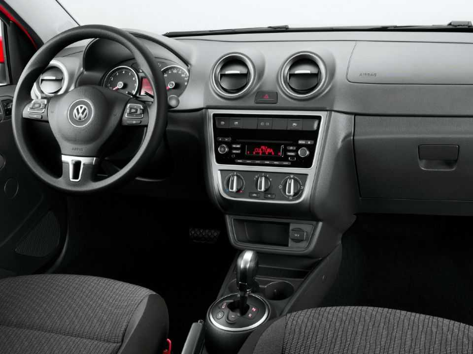 VolkswagenGol 2009 - ângulo frontal