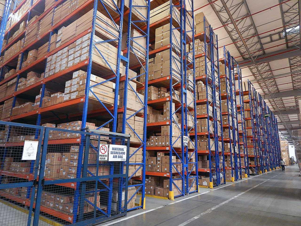 Centro de Distribuição de Peças da CAOA