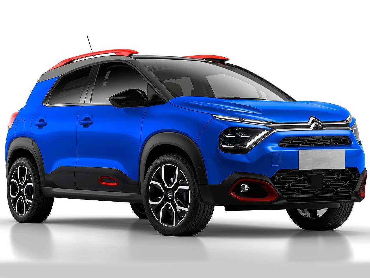 Projeção de Kleber Silva para o futuro SUV derivado do projeto C21