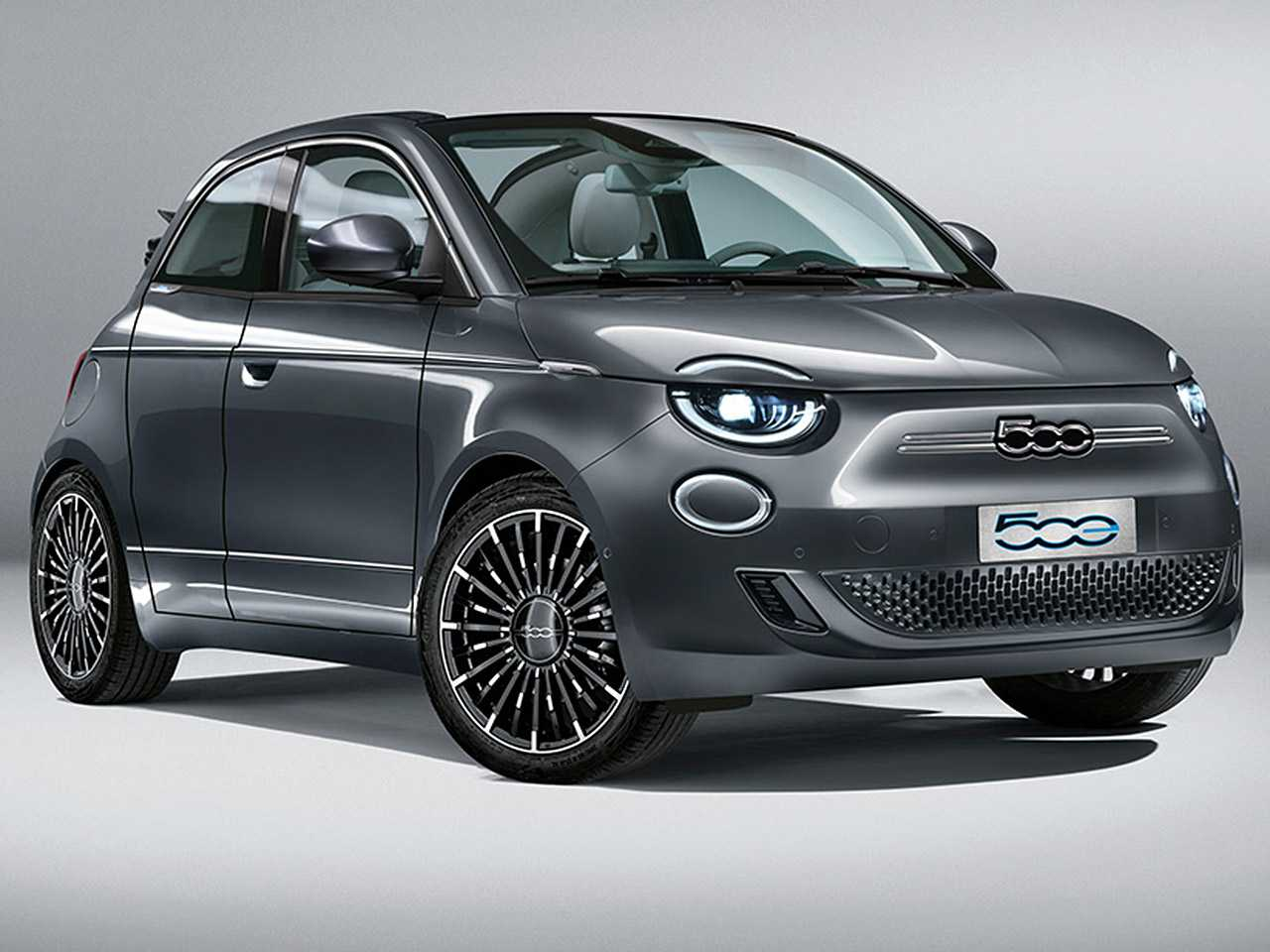 Projeção de Kleber Silva para a configuração 3 portas baseada na nova geração do Fiat 500