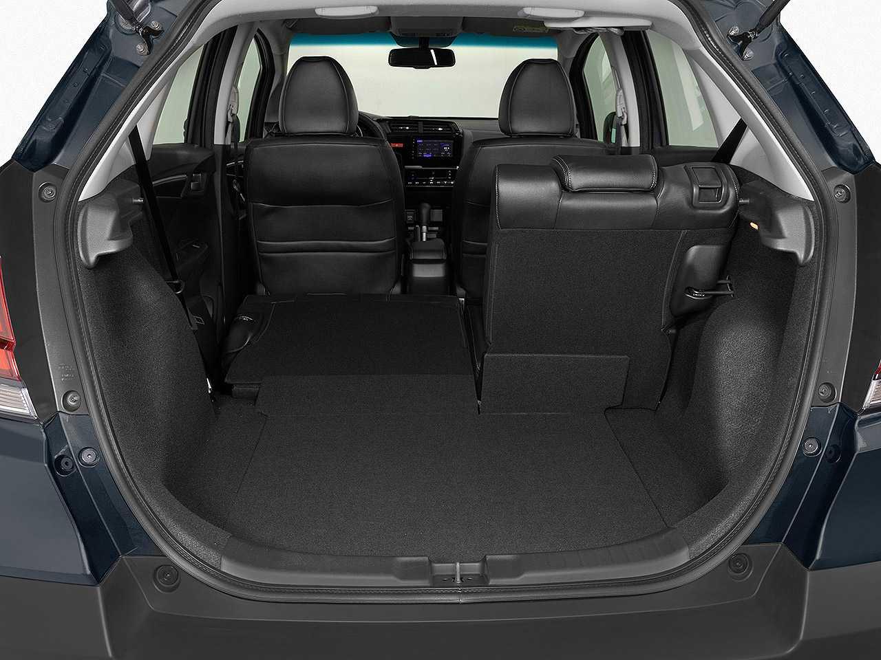 HondaWR-V 2021 - porta-malas