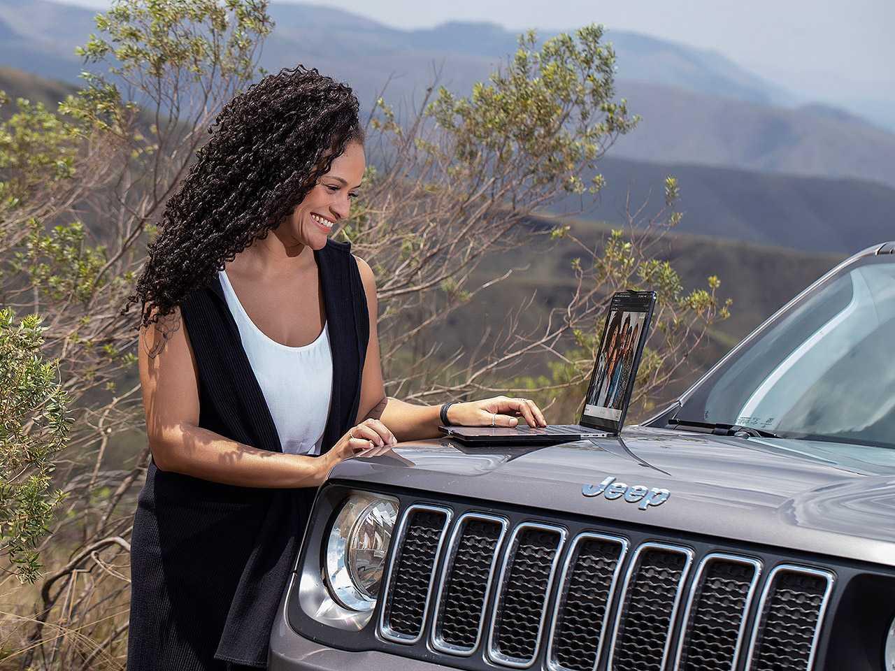 Modelos de Fiat, Jeep e Ram vendidos no Brasil contarão com internet embarcada a partir de 2021