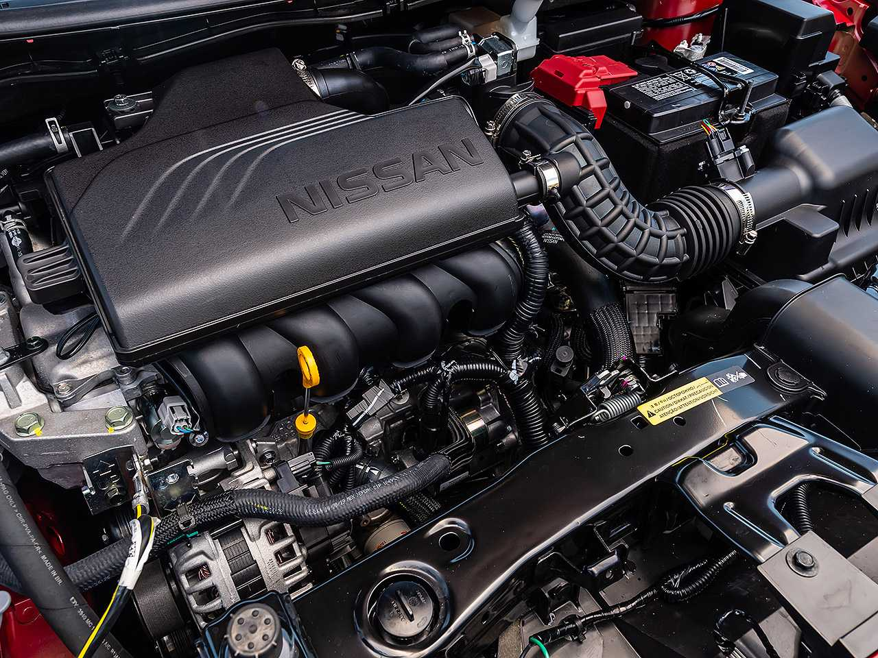 NissanVersa 2021 - motor