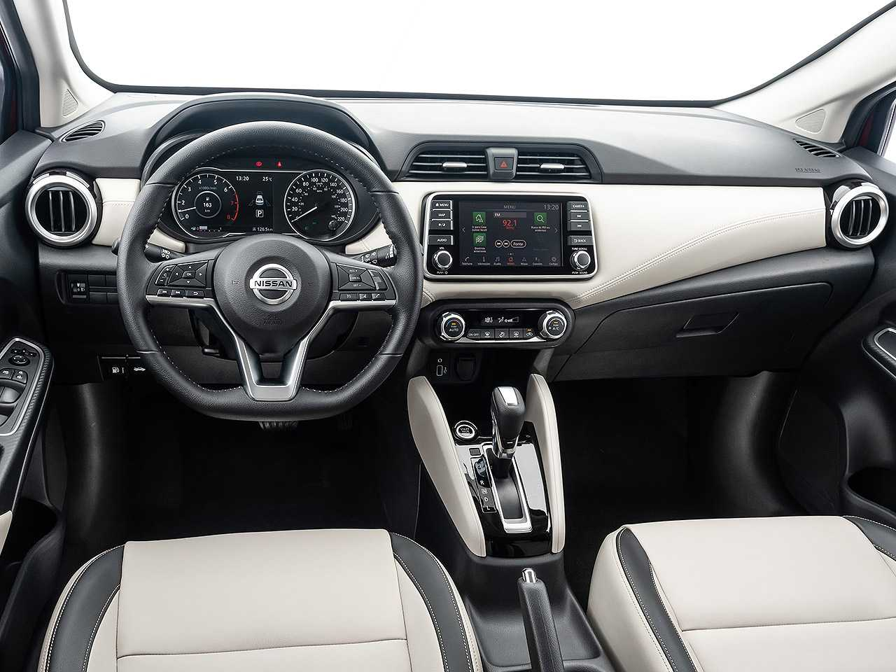 NissanVersa 2021 - painel
