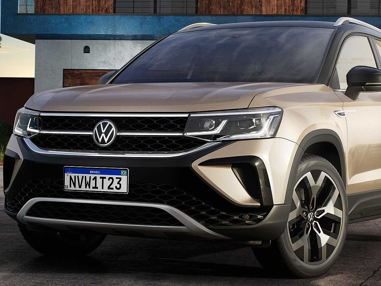 VolkswagenTaos 2021 - outros