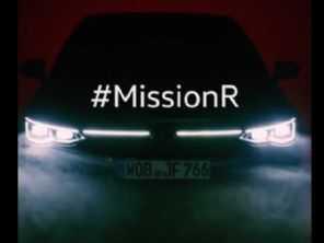 Volkswagen antecipa novo Golf R com teaser
