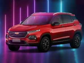 Menor e mais barato SUV da marca, Chevrolet Groove estreia no Chile