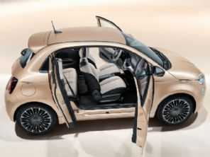 Mais versátil, Fiat apresenta o 500 3+1