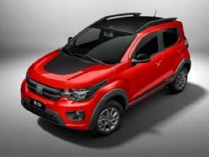 Fiat Mobi 2021 estreia de olho no Renault Kwid e ganha versão aventureira Trekking