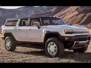 Depois da ''superpicape'', o que podemos esperar para a versão SUV do novo Hummer