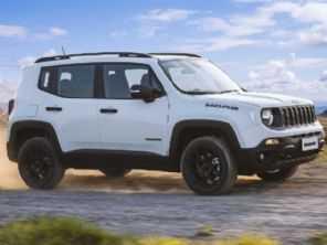 Renegade Moab torna-se o SUV diesel 4x4 mais barato do Brasil