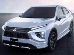 Com visual menos exótico, novo Mitsubishi Eclipse Cross é revelado