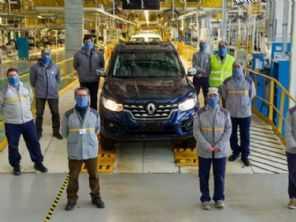 Renault pode fabricar mais um modelo na Argentina além da Alaskan