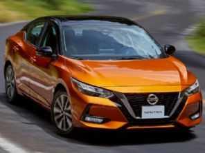Breve no Brasil, novo Nissan Sentra mostra qualidades frente a Civic e Cruze