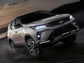 Vídeo: mais detalhes sobre o novo Toyota SW4 2021