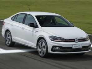 Em novo reajuste, VW Virtus já encosta nos R$ 115 mil em sua versão esportiva GTS