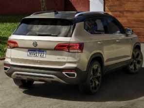 Novo Volkswagen Taos: preços e versões são revelados no México
