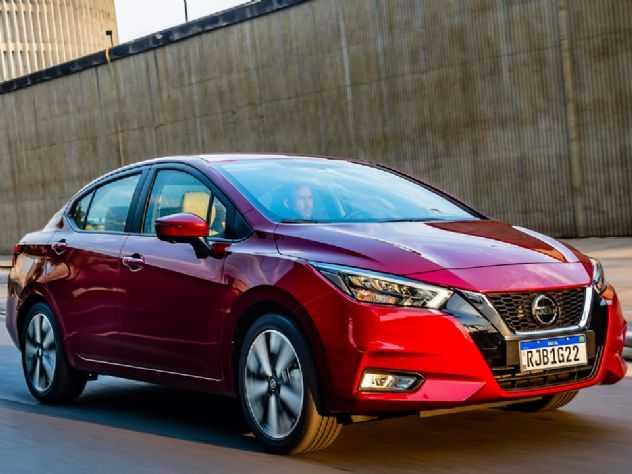 Avaliação rápida: Nissan Versa Exclusive 1.6 CVT 2021