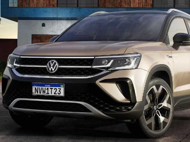 Volkswagen Taos será lançado no próximo dia 27