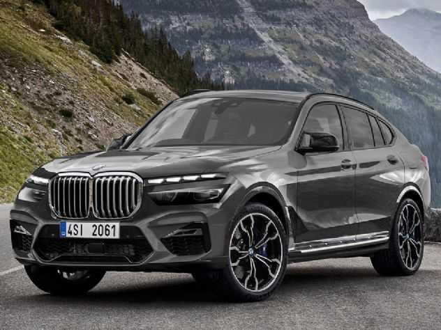SUV mais esportivo da BMW, inédito X8 deve estrear em 2022