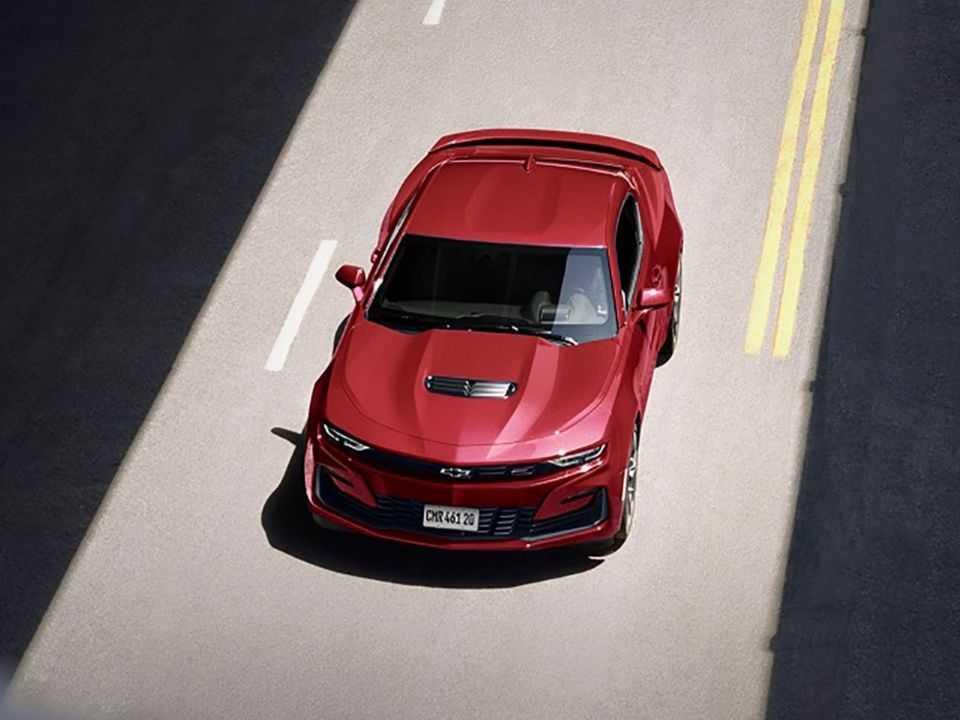 Chevrolet Camaro 2021