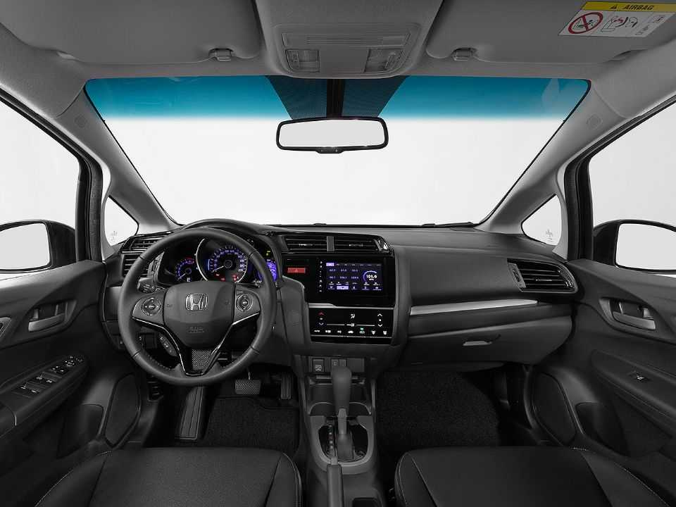 HondaWR-V 2021 - painel