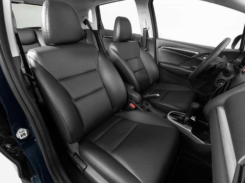 HondaWR-V 2021 - bancos dianteiros