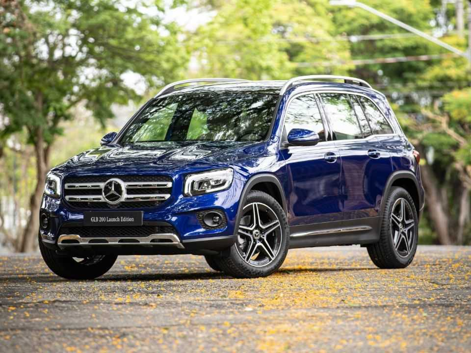 Mercedes-Benz GLB 2021